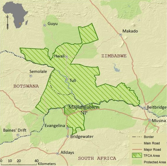 Greater Mapungubwe Transfrontier Conservation Area