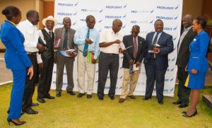 Zambia's aviation stalwarts