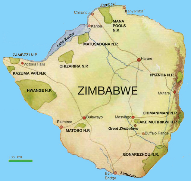 National Parks of Zimbabwe