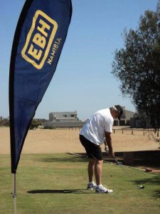 Sand is the name of the game at the WB golf club. (Image via Denigo Blog)