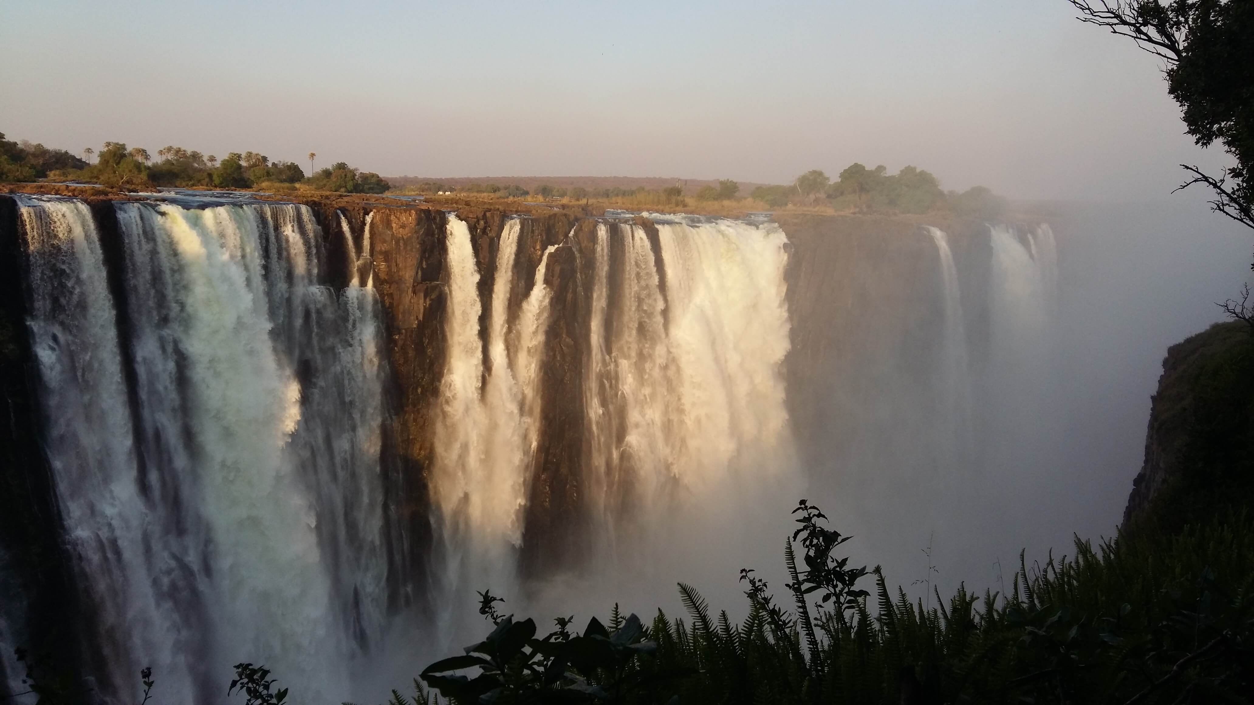 Is The Victoria Falls Running Dry Victoriafalls24