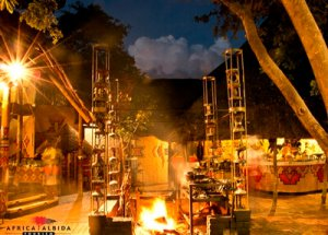 The Boma - Dinner and drum show amplifies its dining experience