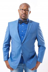 Comedian Carl Joshua Ncube