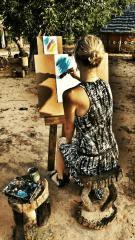 Art of Africa Kim